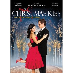 And my favorite so far (besides the one where Mario Lopez is handcuffed and made to be a pretend fiance lol) is this one, A Christmas Kiss.