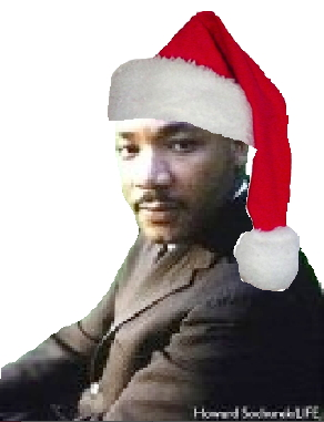 Image result for MLK & Another Christmas