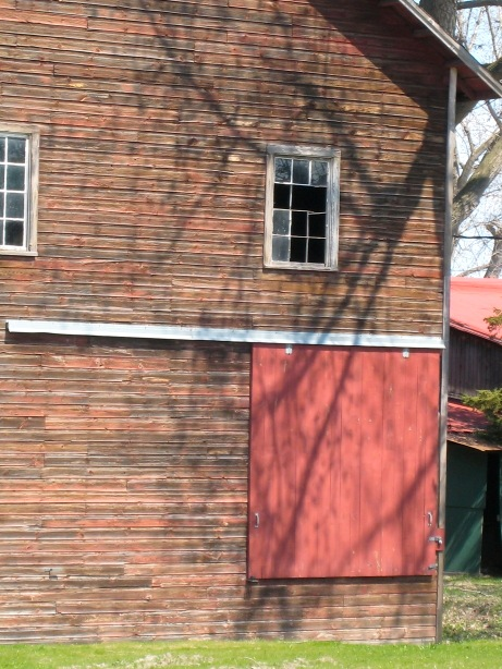 erie canal pittsford ny red door