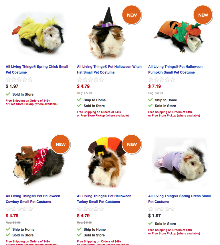 some great halloween costumes for small pets - Small Halloween Costumes