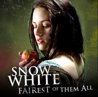 Kristen Stewart's Snow White and the Huntsman